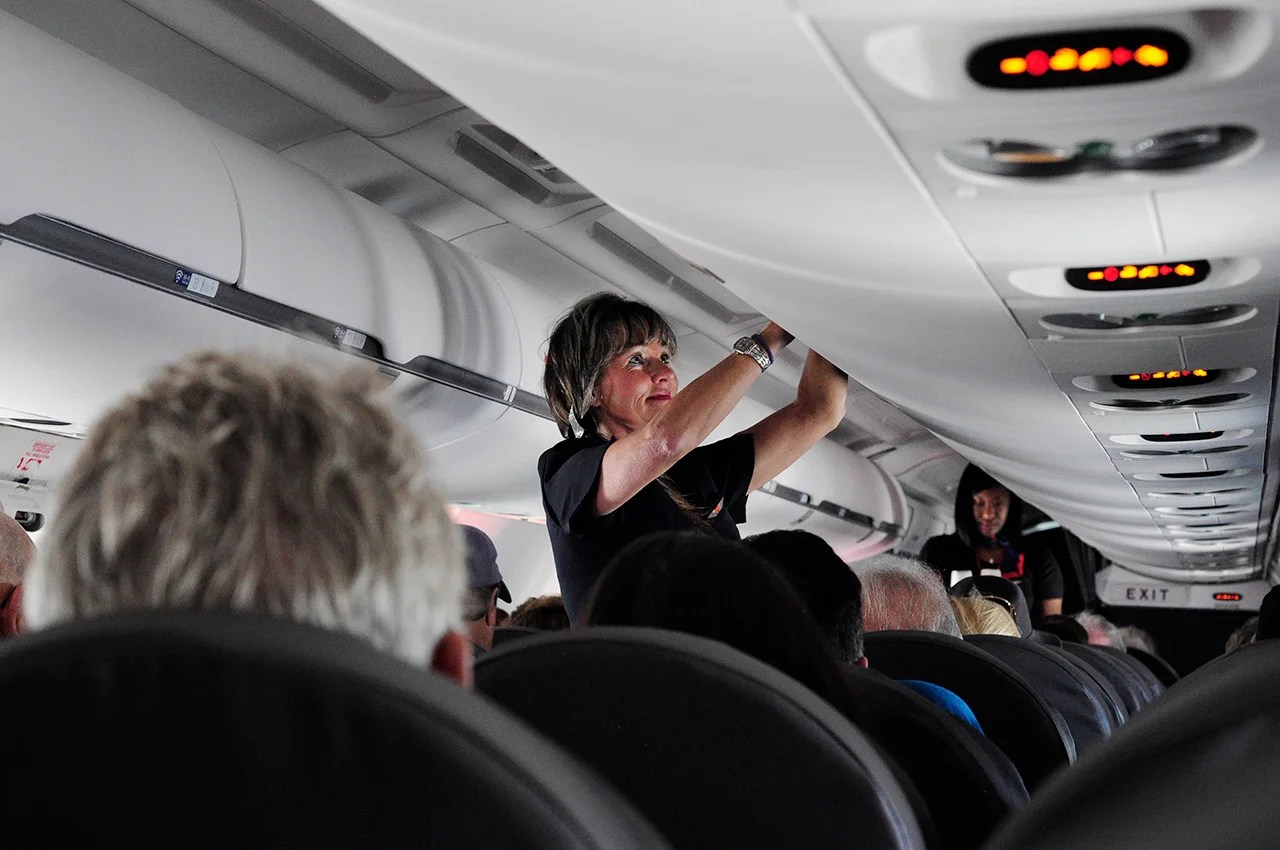 Bill To Prohibit Airlines From Storing Pets In Overhead Bins