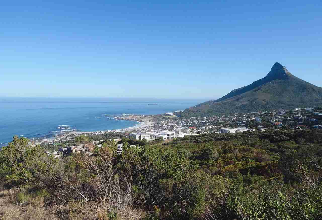 Cape Town -- Water, water everywhere, but nary a desalinization plant to let you drink it.