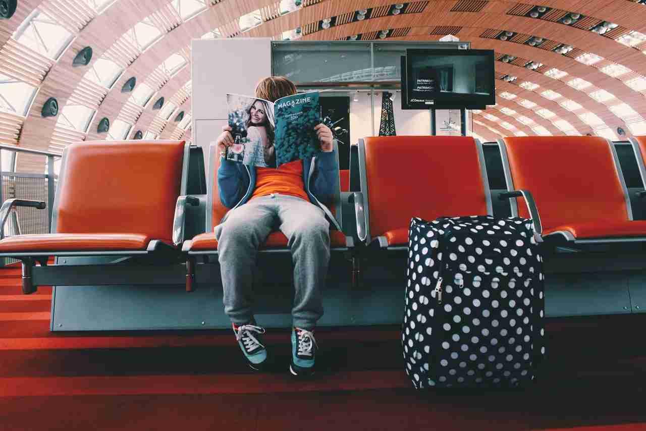 Why am I always the last to board? (Photo by @samueloskar via Twenty20)