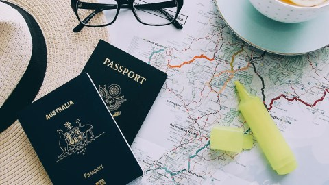 How to Do Two-Passport Travel