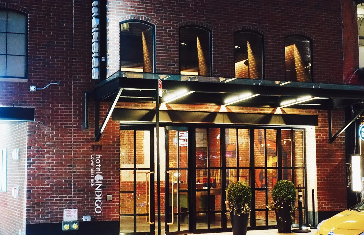A Review Of The Hotel Indigo Lower East Side New York