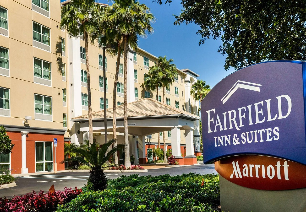 Book these marriott card free night awards before march 6 fairfield inn and suites orlando international drive 1betcityfo Choice Image