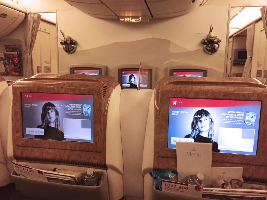 Emirates' New 777-200LR Biz Class: Upgrade or Downgrade?