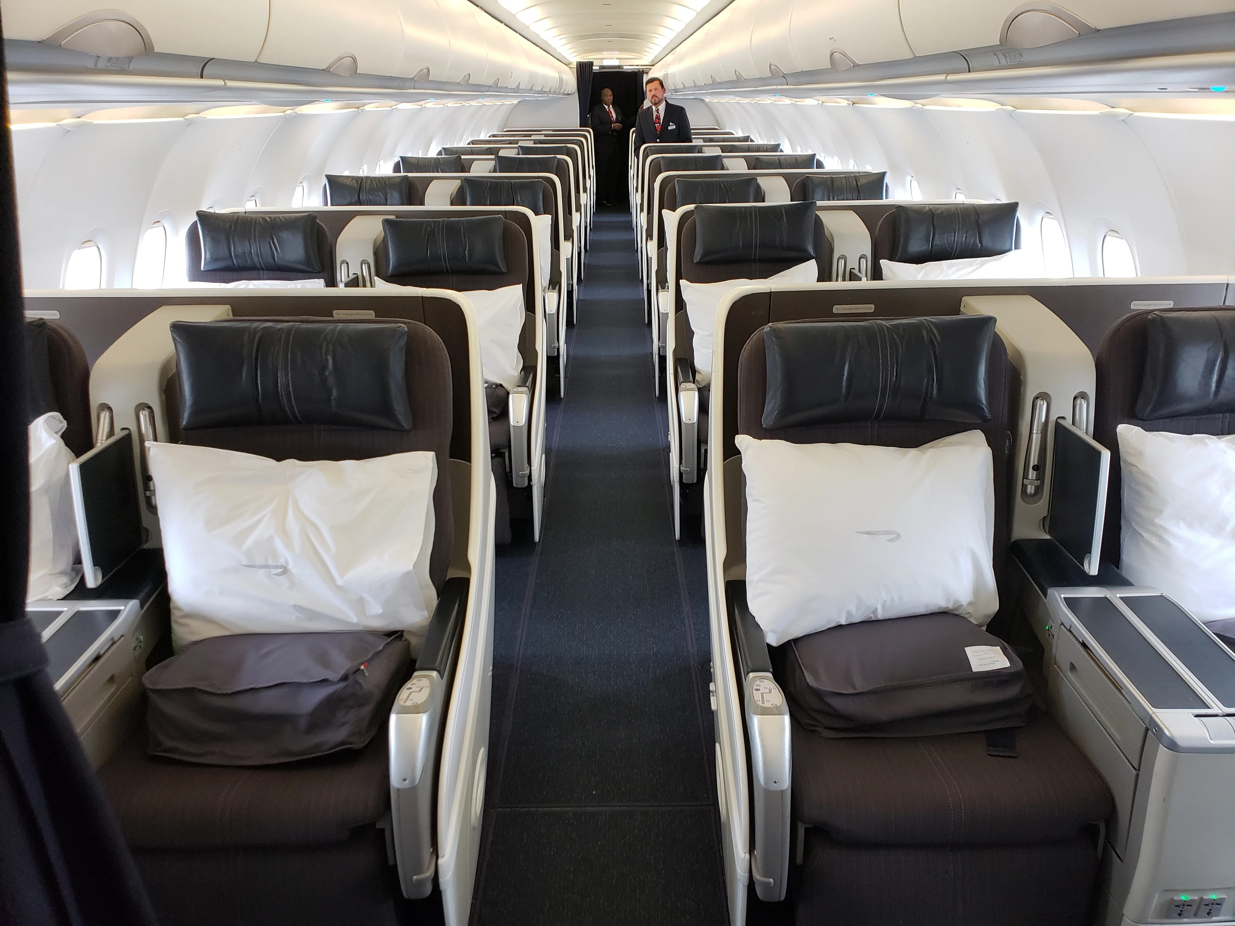 10 Reasons BA1 Is Unlike Any Other Flight to the US