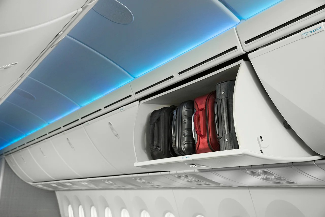 Italy bans overhead bins on all flights to reduce COVID-19 spread