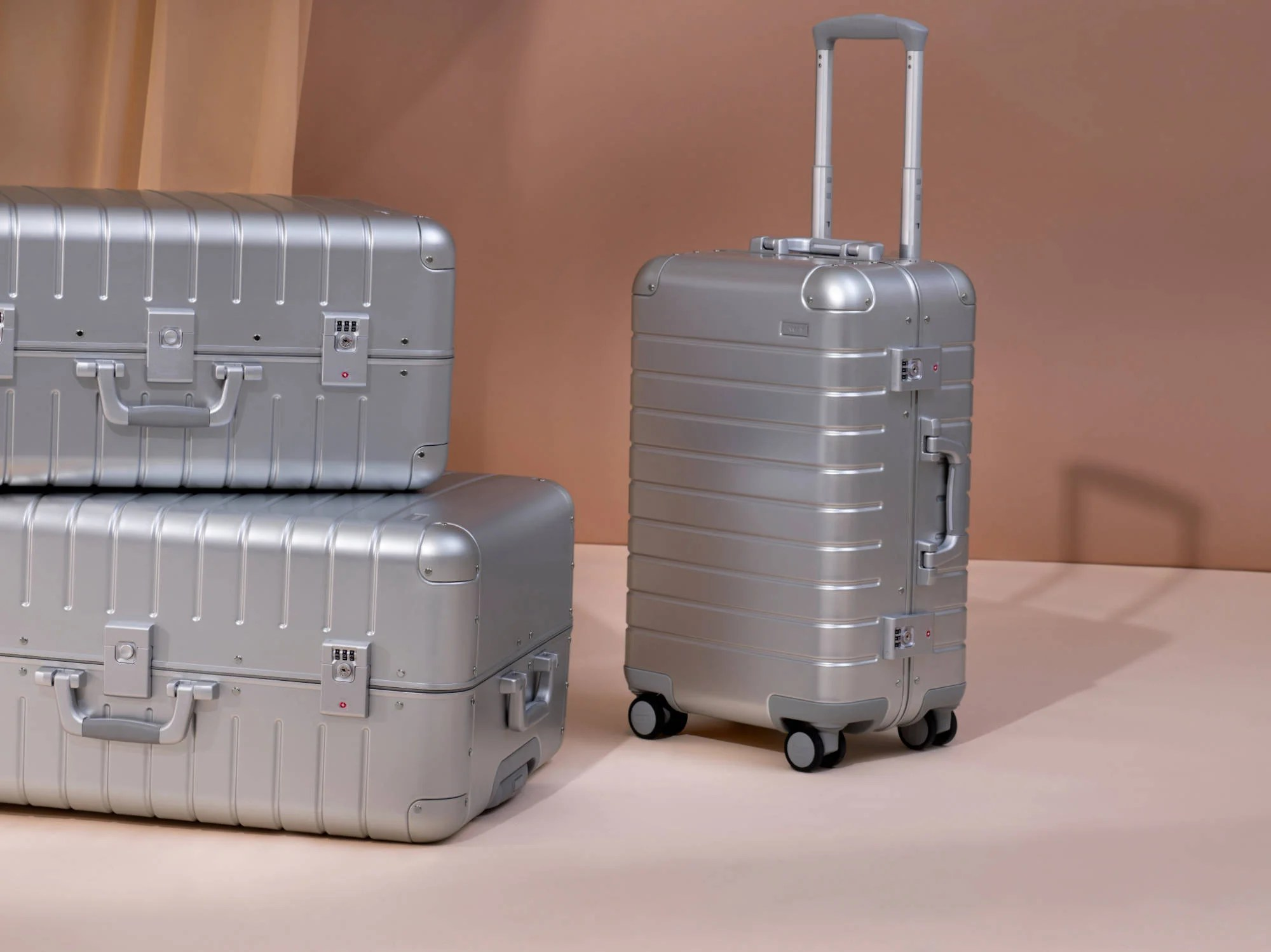 Away launches new aluminum luggage collection