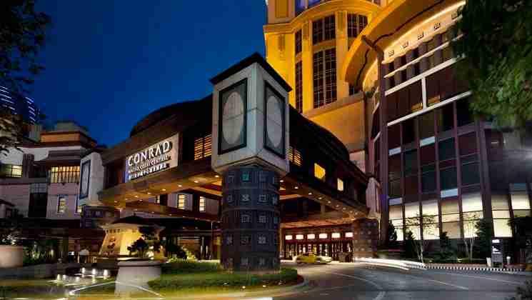 Enjoy $100 property credit at my favorite Conrad thus far, the Conrad Macao, Cotai Central.