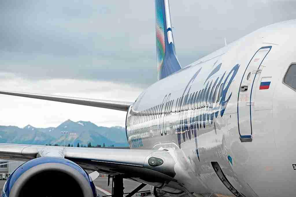 Image courtesy of Yakutia Airlines