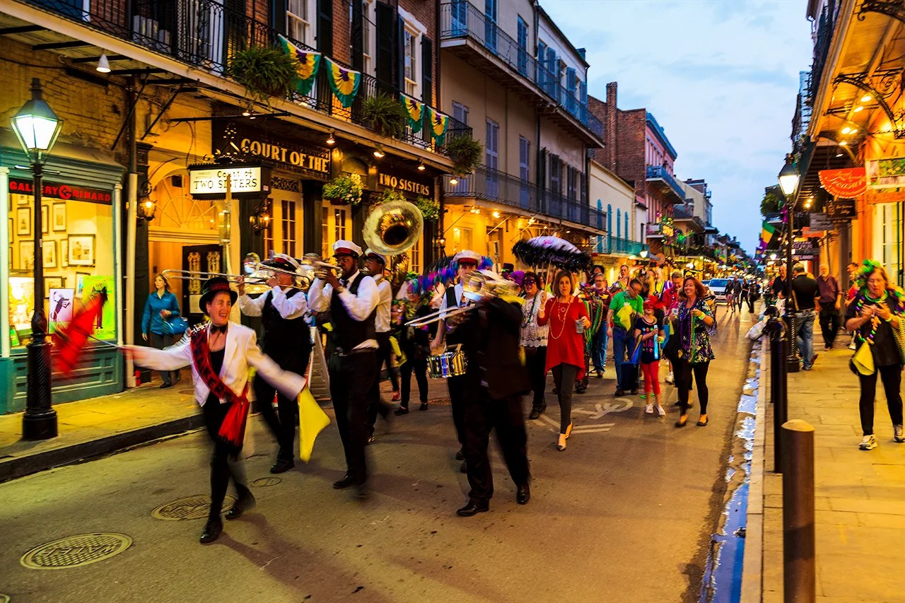 Trip-Spiration: Head to New Orleans, Louisiana in 2018