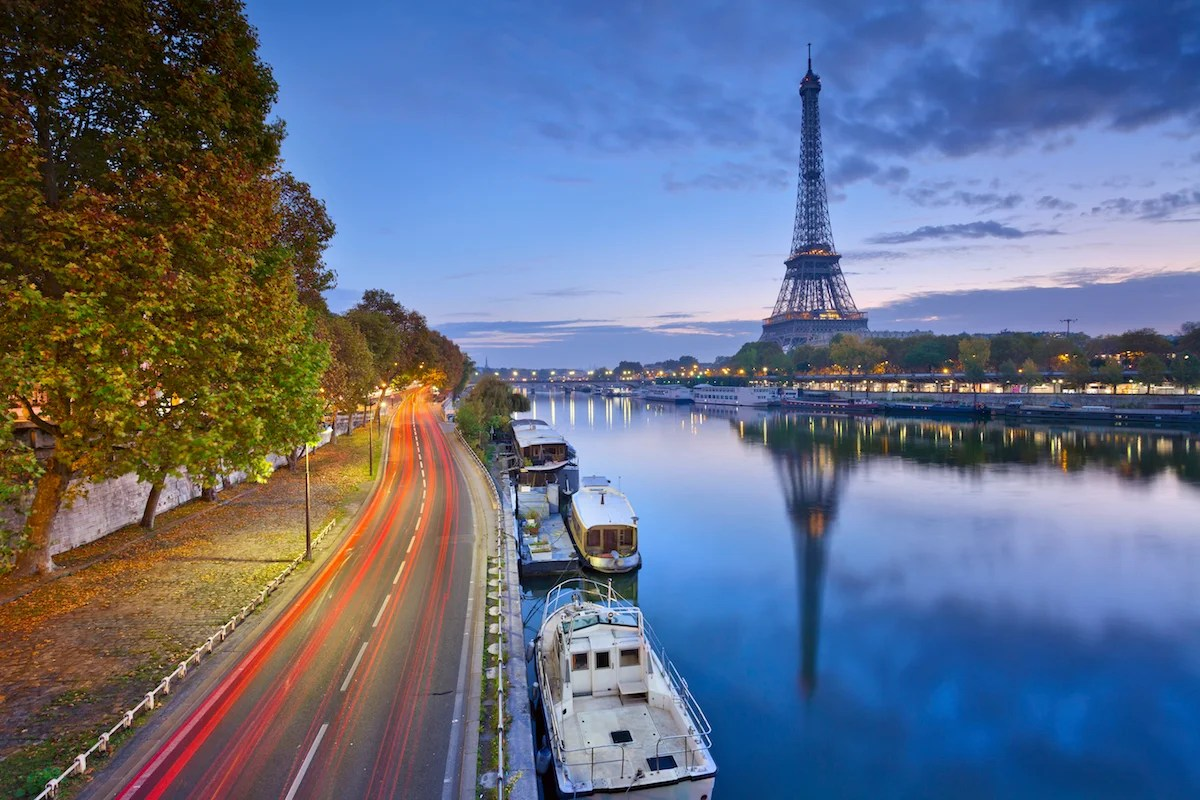 Deal Alert: Nonstop Flights to Paris From $276 Round-Trip