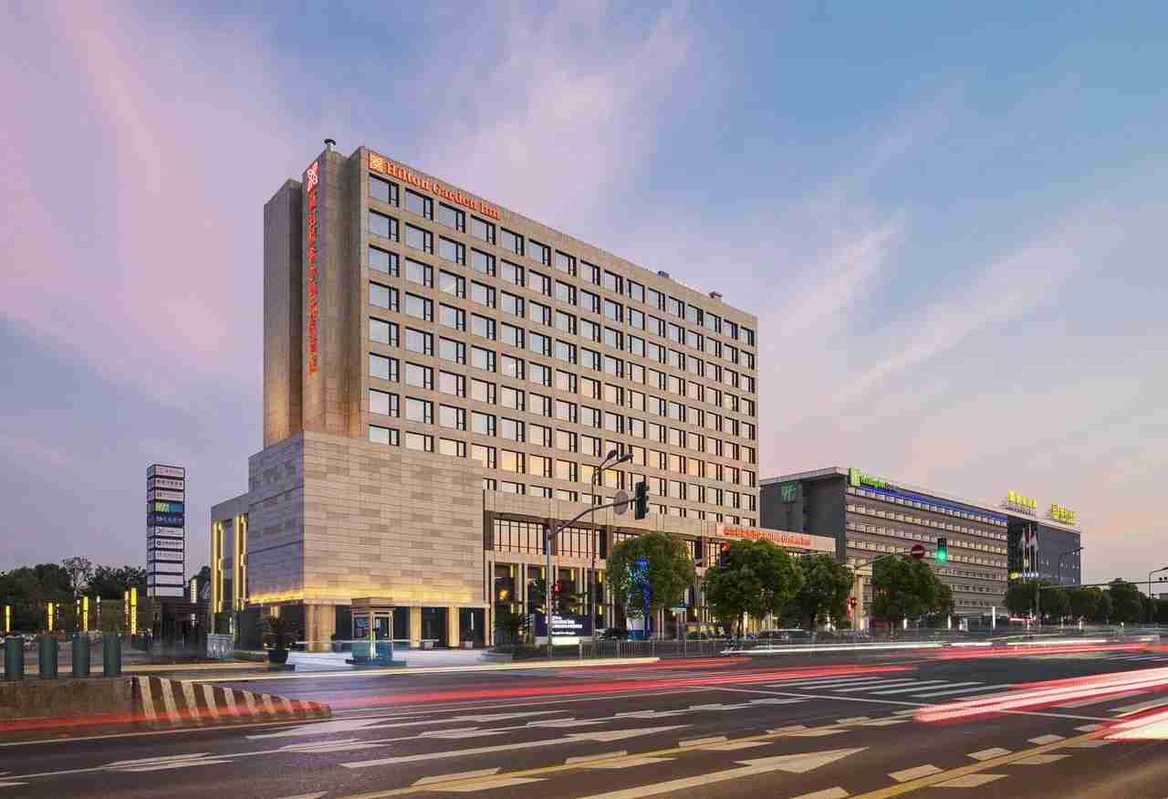 Hilton Garden Inn Shanghai Hongqiao, photo courtesy of the hotel
