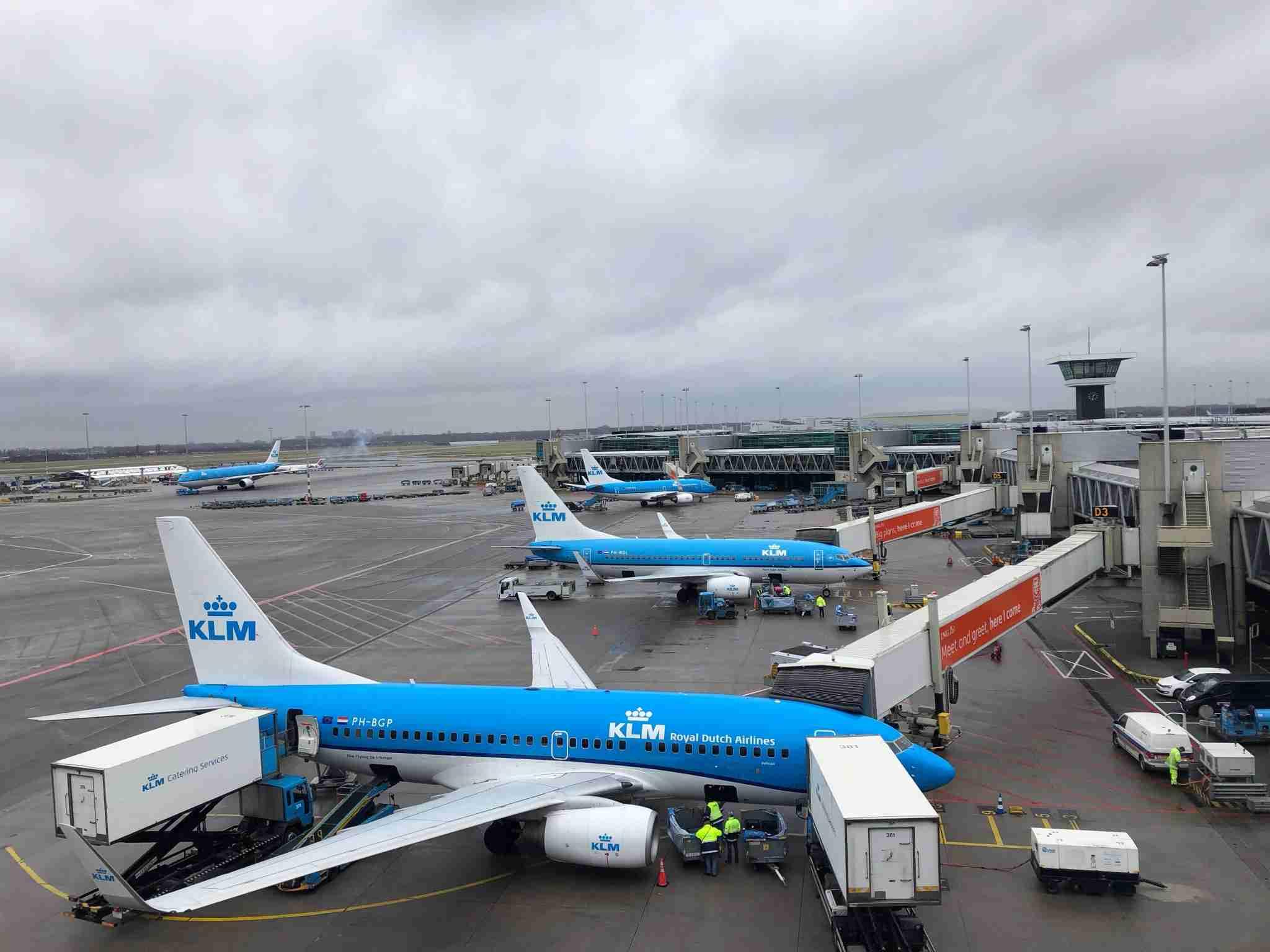 737s in KLM