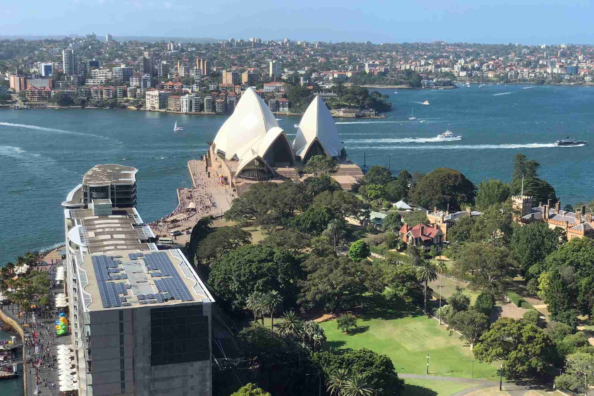 Use IHG Rewards points for an epic stay near Sydney Harbour. (Photo by The Points Guy)