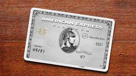 American Express To Discontinue Mercedes Benz Platinum Card