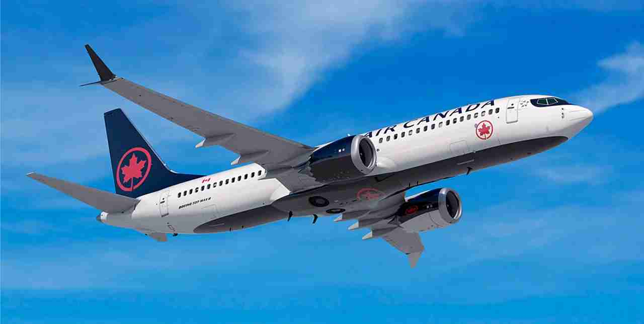 Photo courtesy Air Canada.