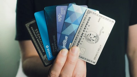 What Credit Cards Does The Points Guy Have?