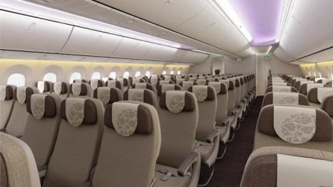 Shanghai Airlines Announces New Boeing 787-9