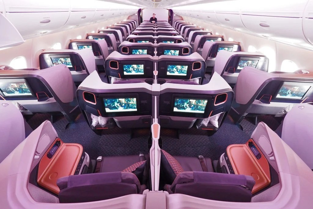 Best Business Class Seats to Book With Chase Ultimate Rewards
