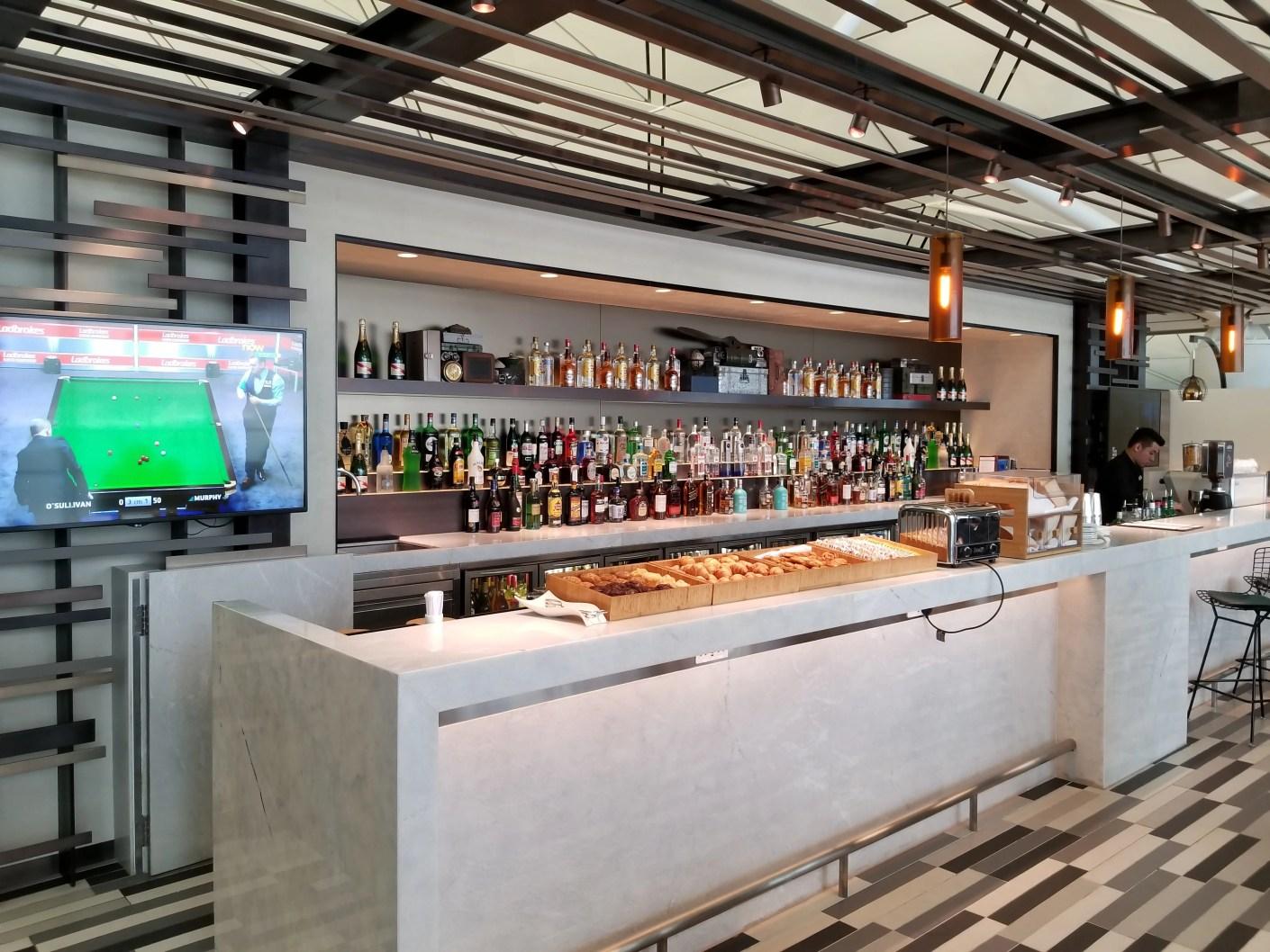 American Express Lounge Bar