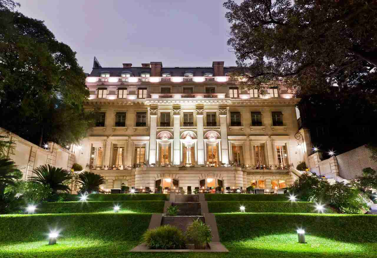 Palacio Duhau - Park Hyatt Buenos Aires, Argentina. (Photo courtesy of Palacio Duhau - Park Hyatt Buenos Aires)