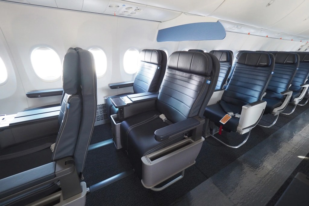 Where To Sit On Uniteds 737 Max 9 Economy And First Class