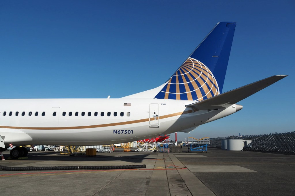 exclusive look inside united s very first boeing 737 max