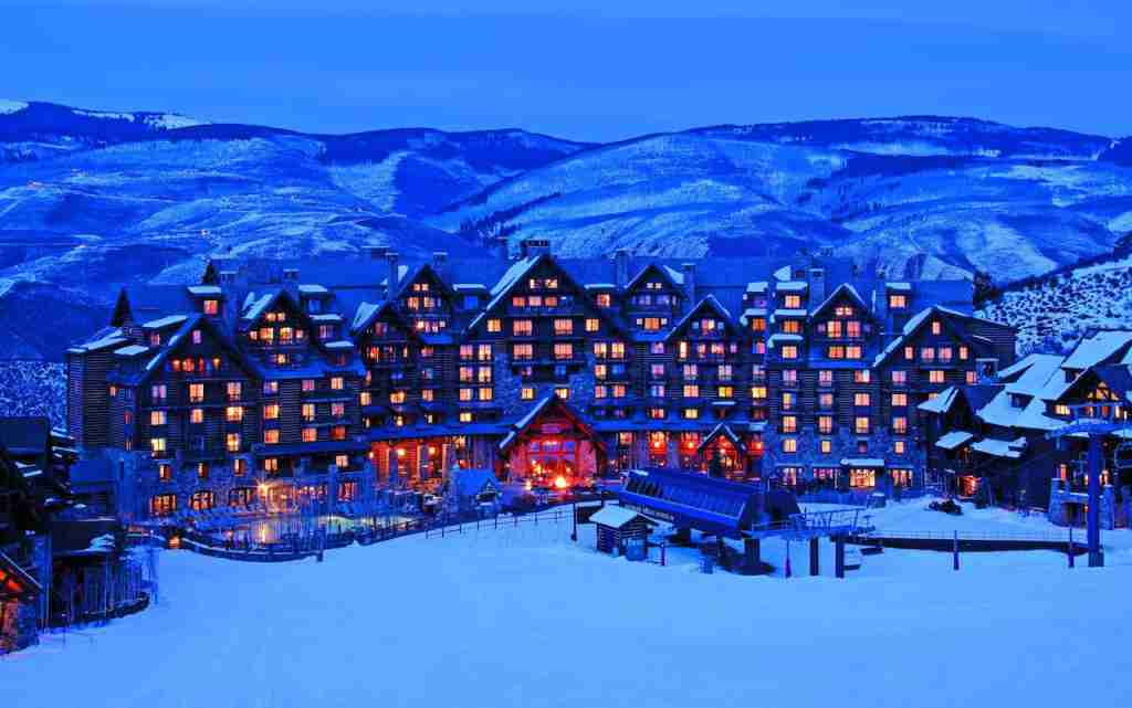 (Photo courtesy Ritz-Carlton Bachelor Gulch)
