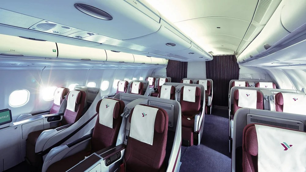 Air Italy Reveals First Pictures of A330