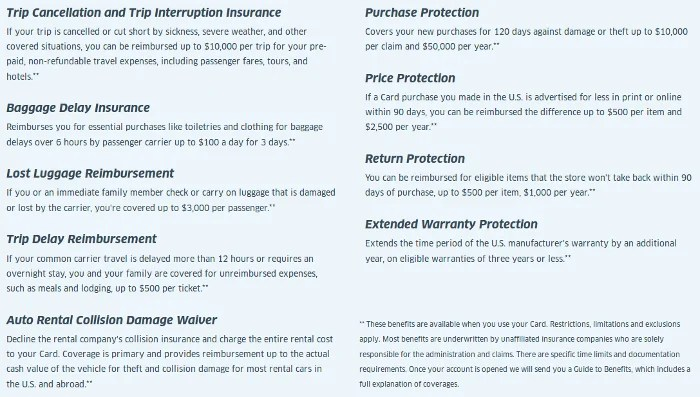 Mileageplus Explorer Card Travel Insurance