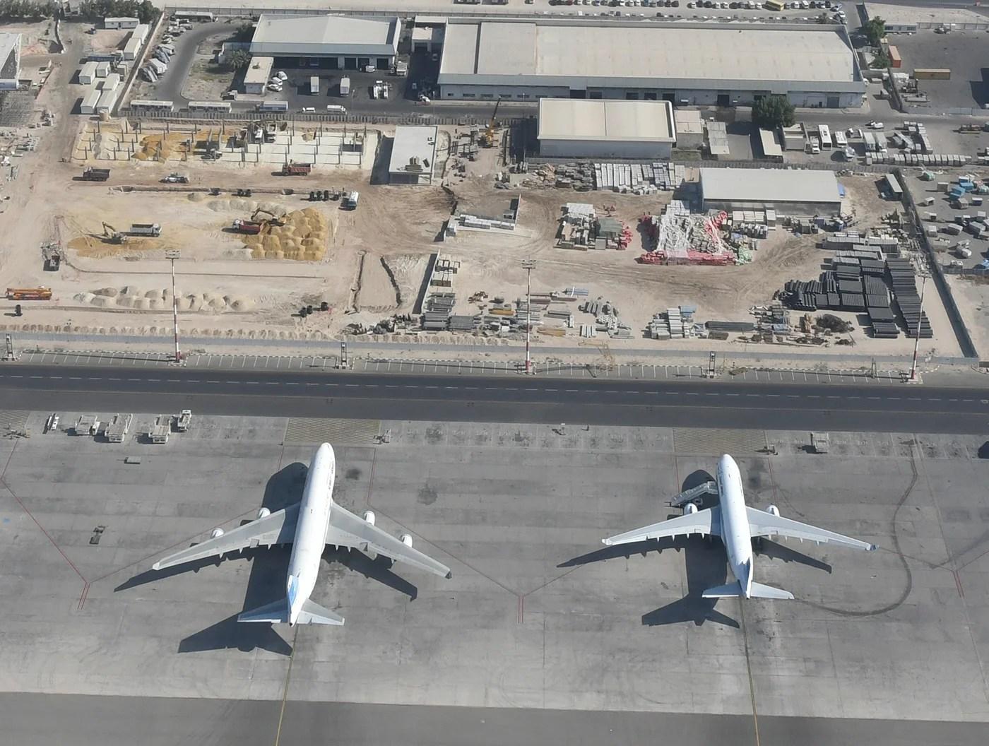 First-Class Weirdness: Kuwait Airways in First From Kuwait to New York