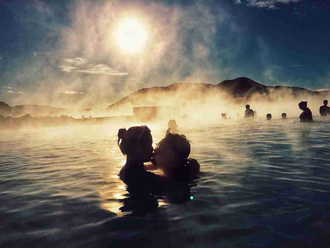 Grindavík, Iceland, home of the Blue Lagoon. (Photo by