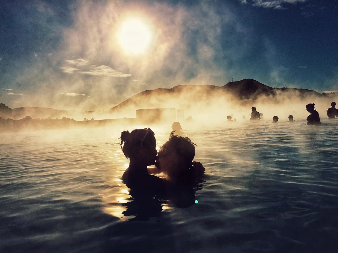 grindavk iceland home of the blue lagoon photo by