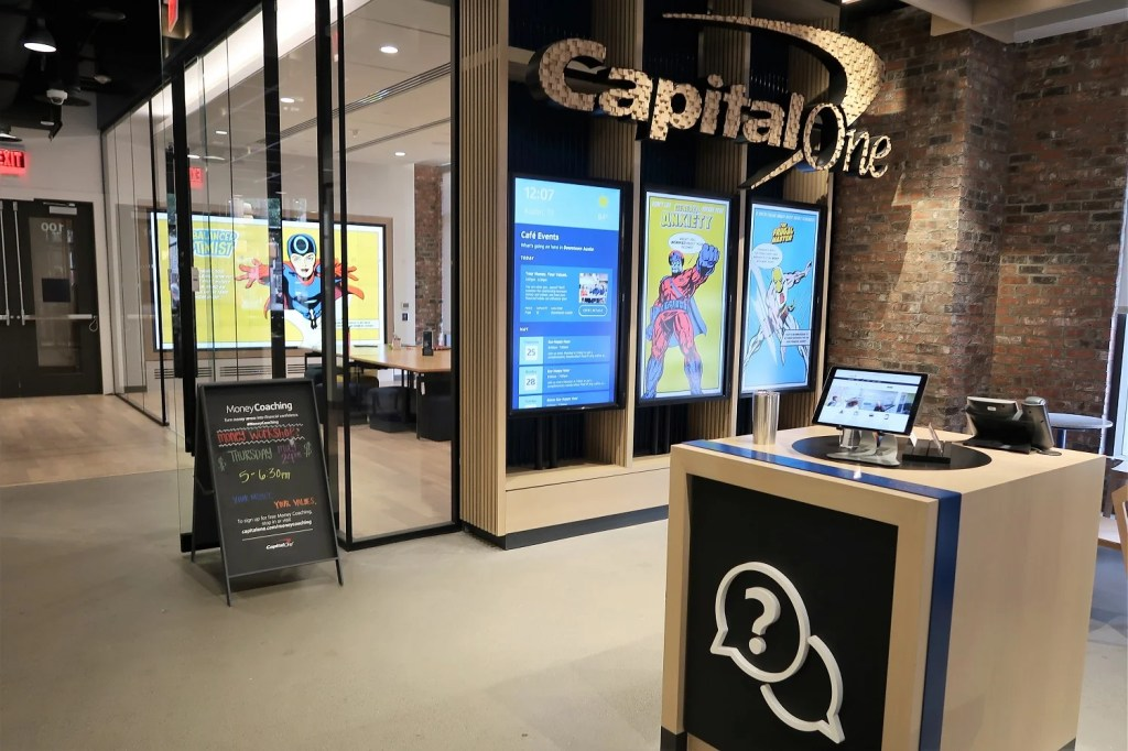 capital one cafe locations in california