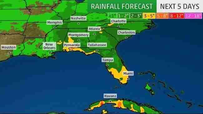 Image courtesy of Weather Underground.