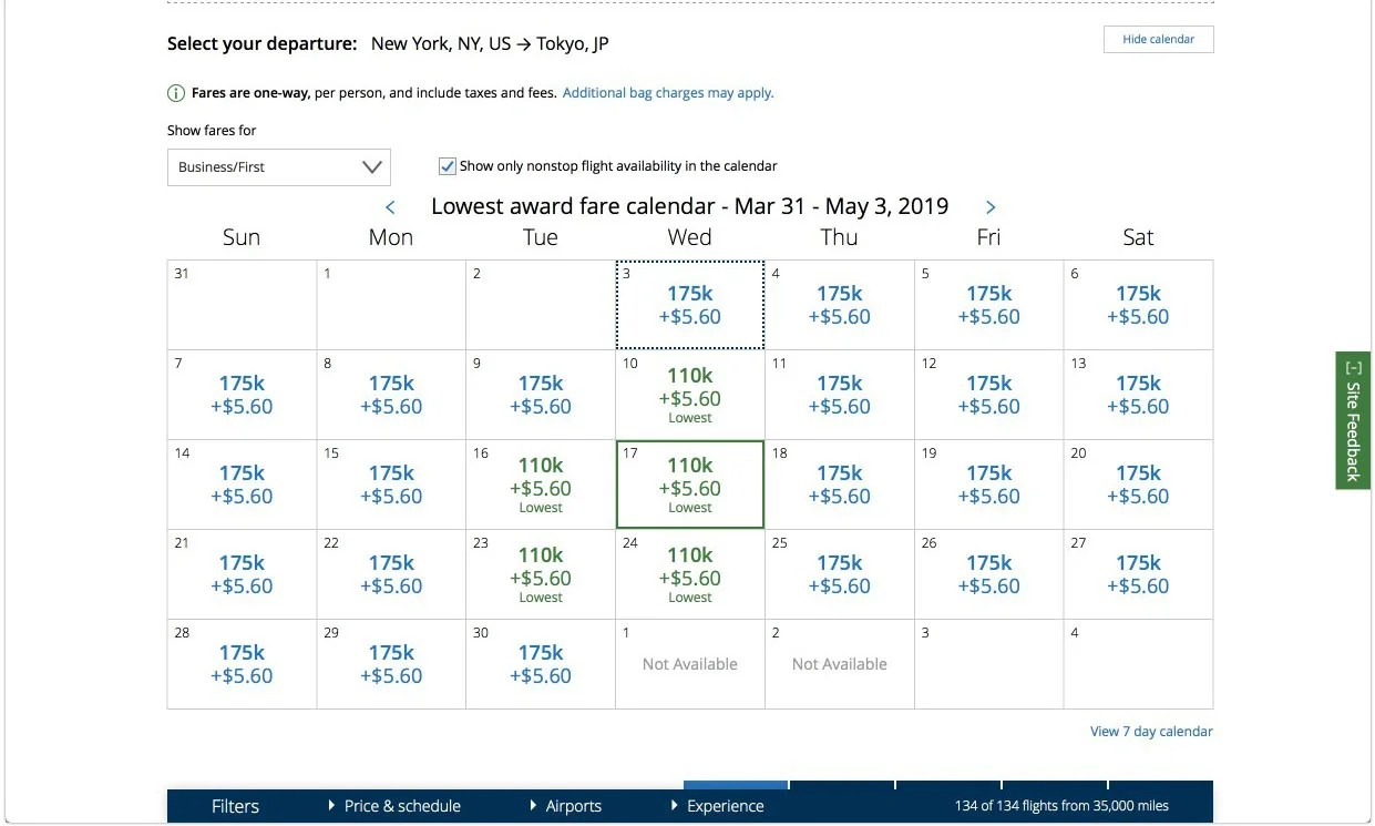 5-Star Airlines That Offer Plenty of Award Availability
