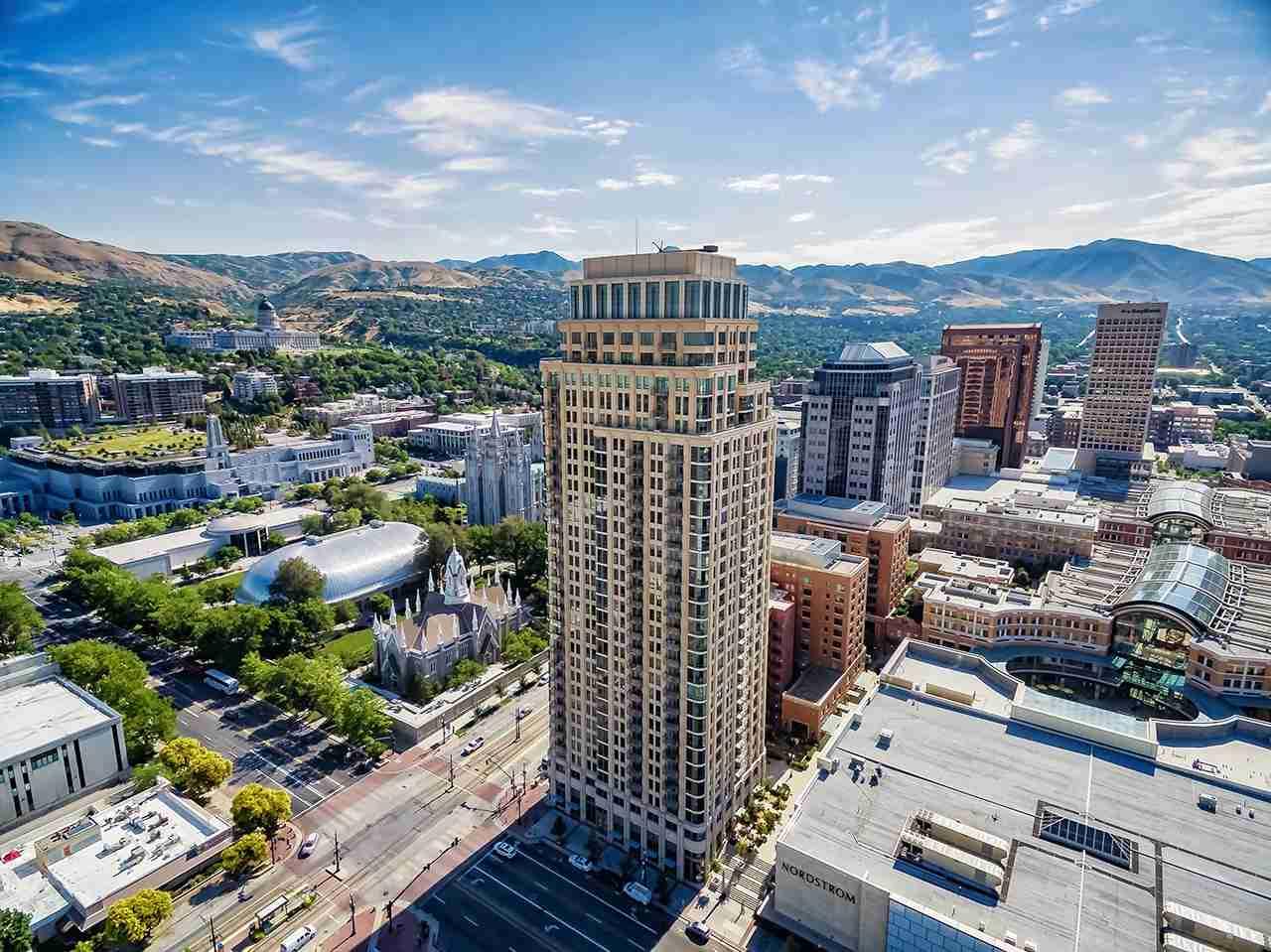 Have you been to Salt Lake City, Utah? (Photo by @keithmholland via Twenty20)