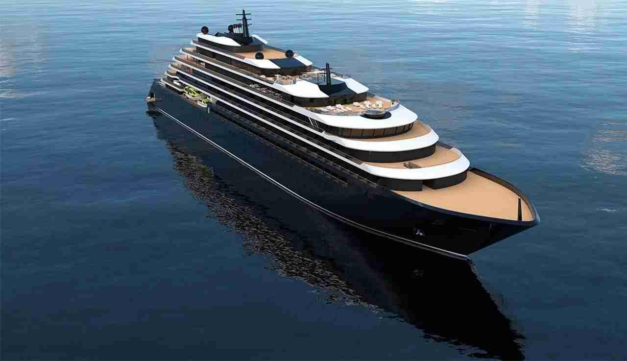 (Photo courtesy Ritz Carlton Yacht Collection)