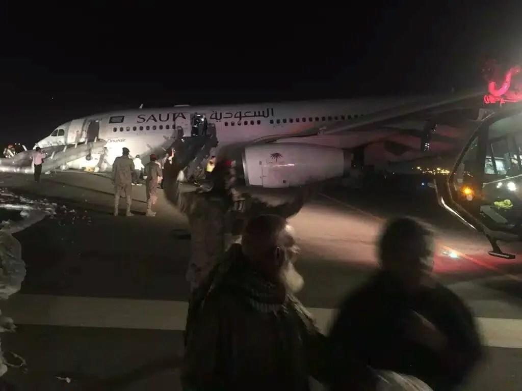 Resultado de imagen para SV3818 Saudi Arabia Airlines A330