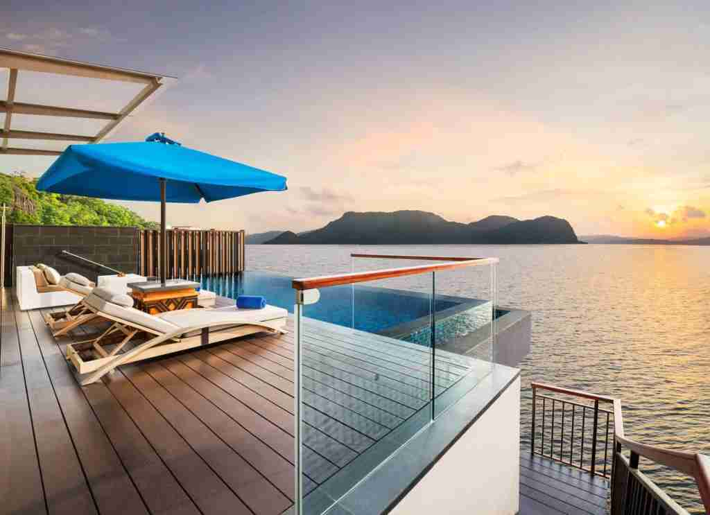 Photo courtesy of St. Regis Langkawi