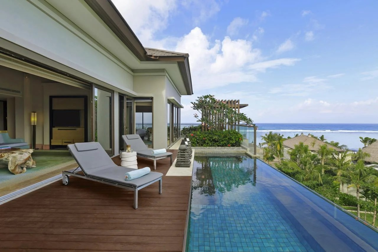 Photo courtesy of Ritz Carlton Bali