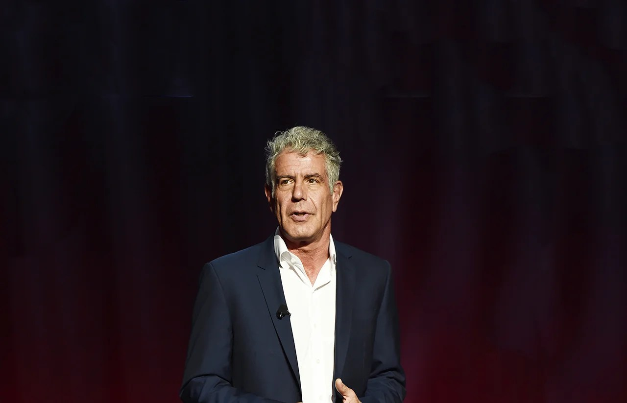 Anthony Bourdain's posthumous travel guide will publish this year