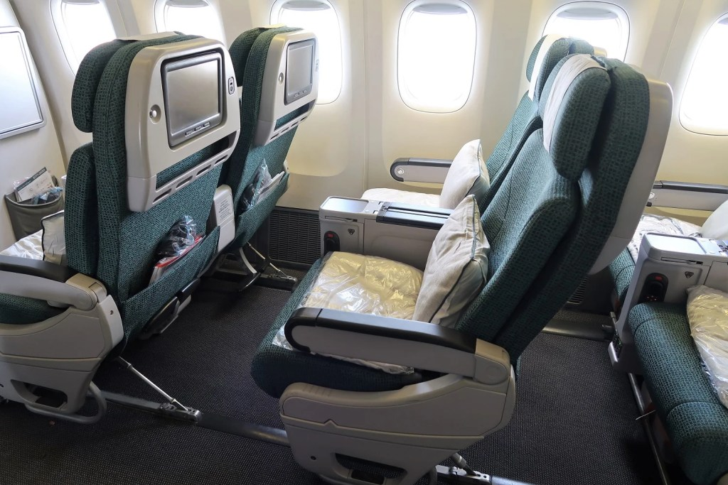Review Cathay Pacific Premium Economy On The A350 And 777