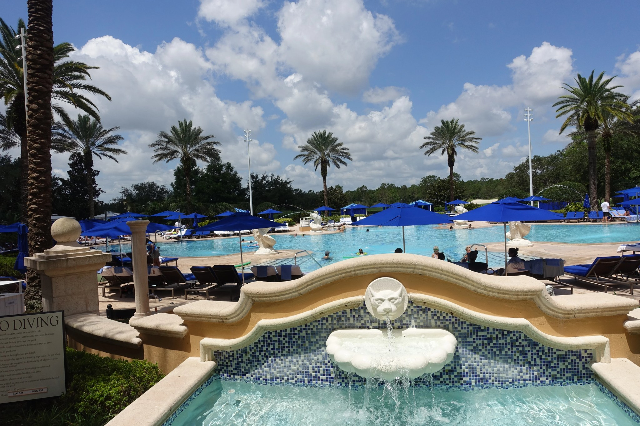 Outside the Mouse House: The Ritz-Carlton Orlando, Grande Lakes