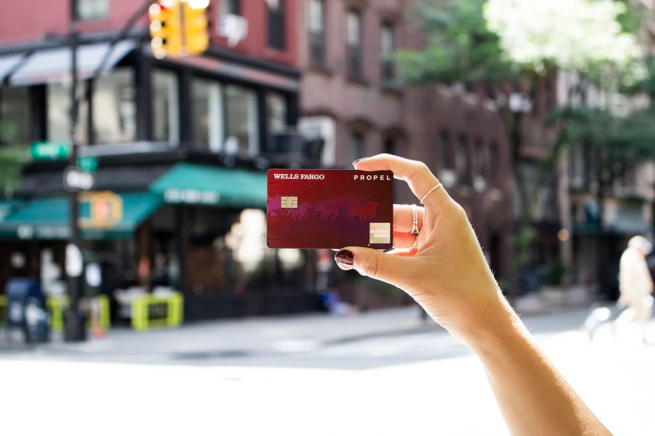 6 Reasons To Get The Wells Fargo Propel American Express Card