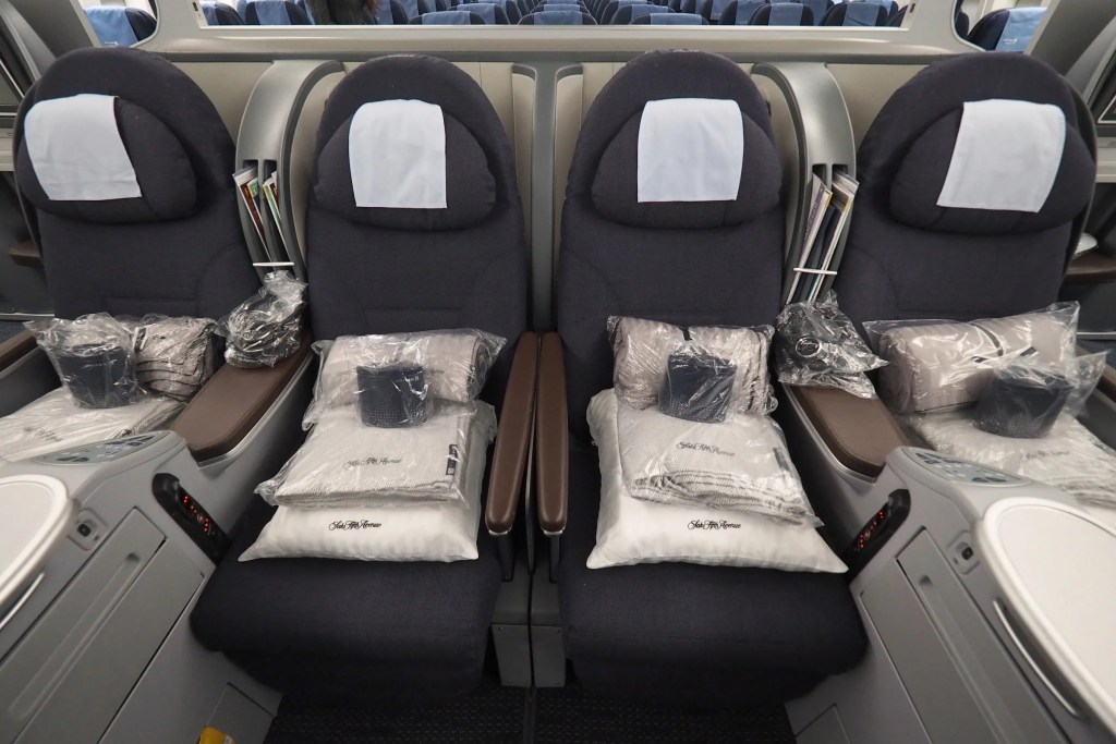 How to Fly United's Lie-Flat Business Seats Domestically