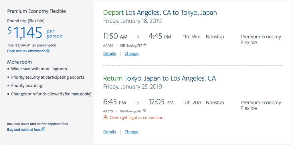 Deal Alert: LA, SF to Asia in Premium Economy From $999