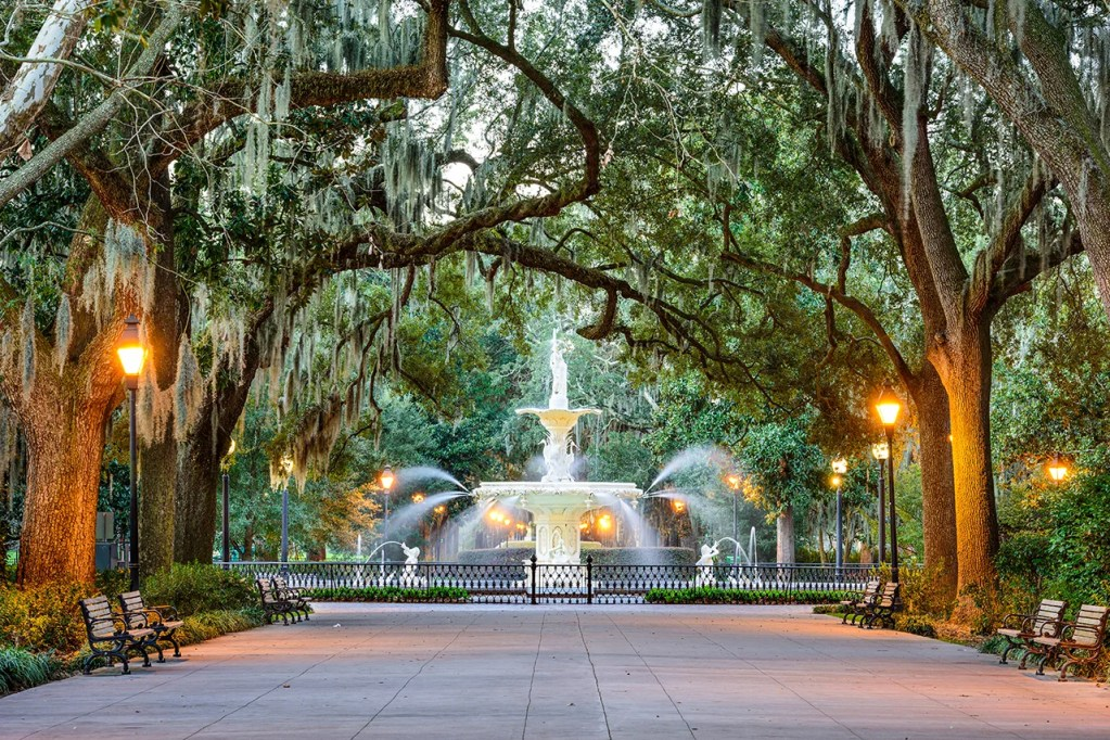 Savannah, Georgia (Photo by SeanPavonePhoto / Getty Images)