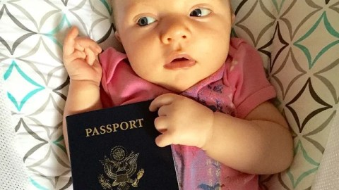 How To Get A Passport Photo Of An Infant The Points Guy