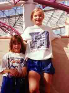 Fun at the Circus Circus Adventure Dome in 1994