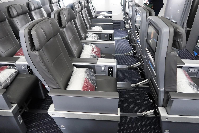 Review Aa 777 200 Premium Economy Lhr To Mia